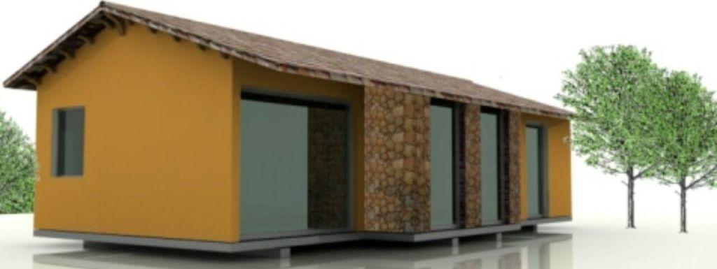 Case in legno su ruote great casa mobile usata burstner x - Case mobili in legno prezzi ...