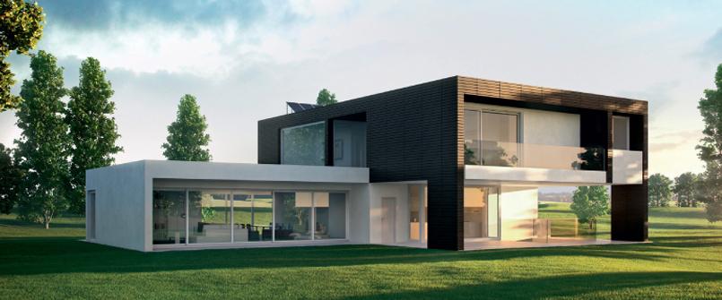 Case in legno bipiano modelli e piantine tornatore for Design moderno casa contemporanea con planimetria