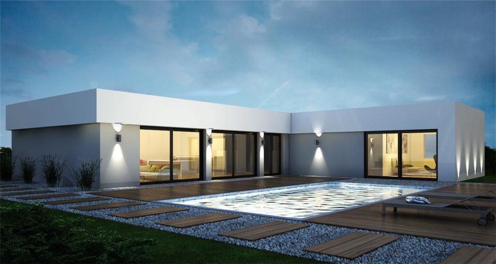 Case in legno e case mobili modelli e progetti - Quanto costa costruire una casa di 100 mq ...