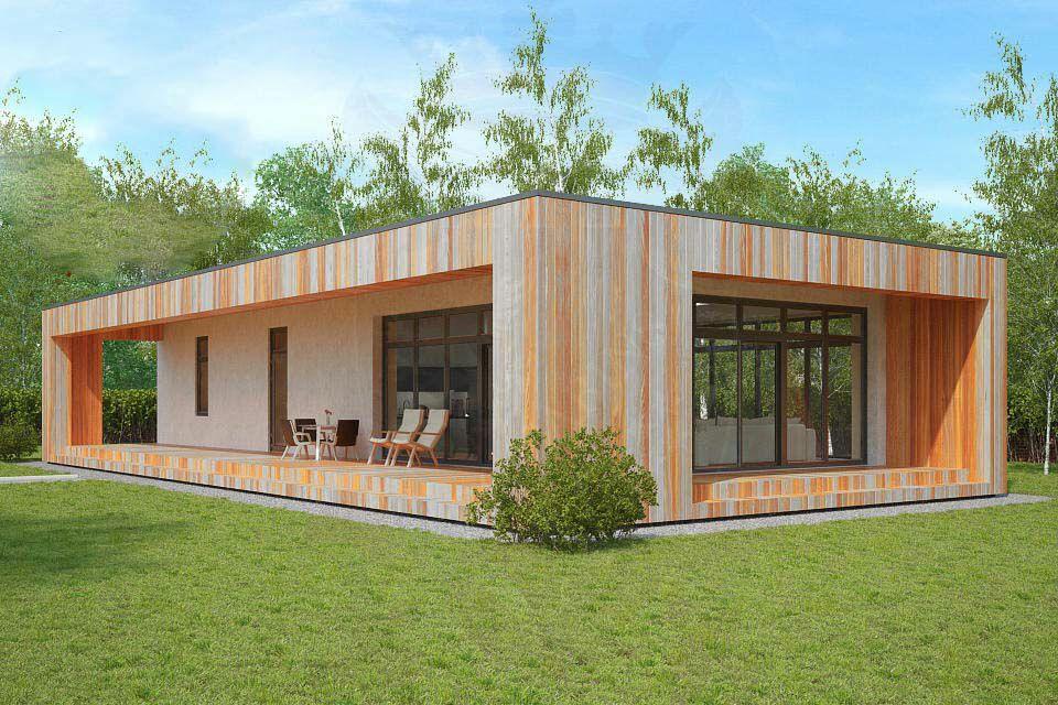 Case in legno e case mobili modelli e progetti for Casa mobile in legno