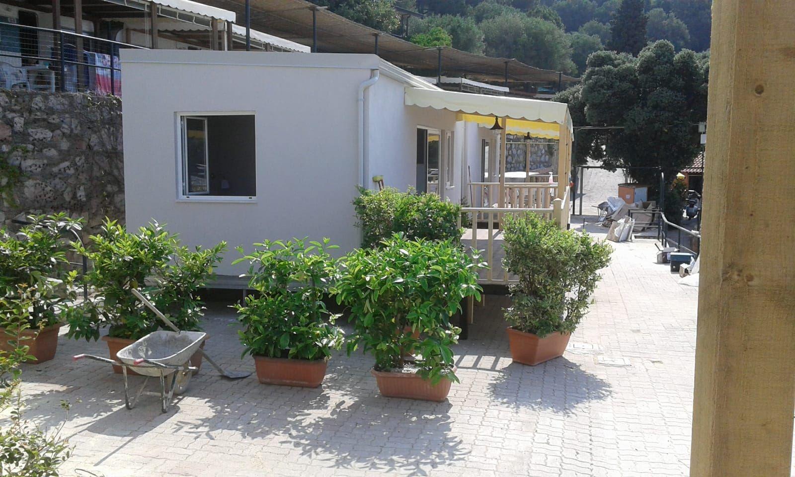 Villaggio turistico – Case mobili